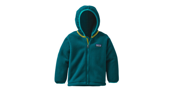 Patagonia Synch Cardigan Babies Deep Sea Blue